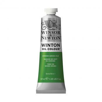 สีน้ำมัน Winsor & Newton Winton 37 มล. เบอร์ 145 Chrome Green Hue