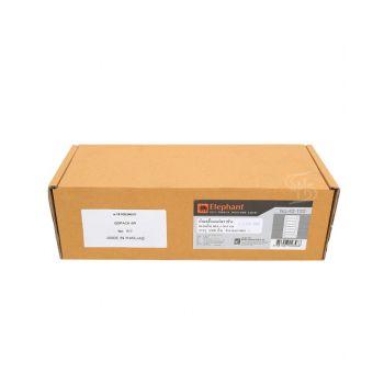 ป้ายสติ๊กเกอร์ คอมพิวเตอร์ ตราช้าง รุ่น 42-122* (88.9x36.0mm)