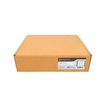 ป้ายสติ๊กเกอร์ คอมพิวเตอร์ ตราช้าง รุ่น 42-342* (106.7x36.0mm)