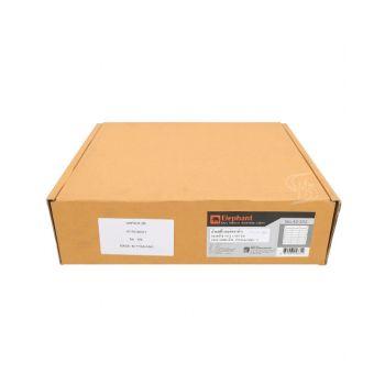 ป้ายสติ๊กเกอร์ คอมพิวเตอร์ ตราช้าง รุ่น 42-332* (101.6x36.0mm)