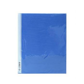 แฟ้มคลิปสปริง ตราช้าง รุ่น 8280 สีน้ำเงิน