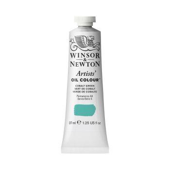 สีน้ำมัน Winsor & Newton Artists S6 37 มล. เบอร์ 184 Cobalt Green