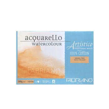 กระดาษวาดภาพ Fabriano Artistico ขนาด35.5x51cm 300แกรม ผิวกึ่งหยาบ