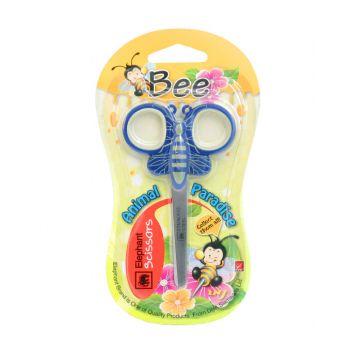 (Clearance) กรรไกร ตราช้าง ผึ้ง แฟนซี ขนาด 4 นิ้ว (SD155445)