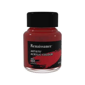 สีอะคริลิค Renaissance 20 มล.