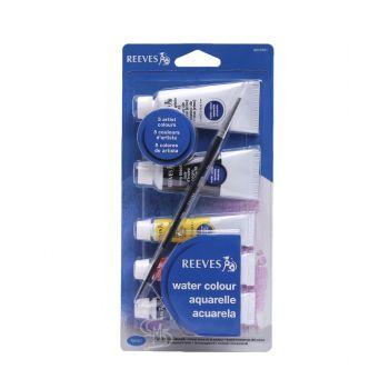 ชุดเซ็ทสีน้ำ Reeves รุ่น 8310101 (2x22 มล. 3x10 มล. )