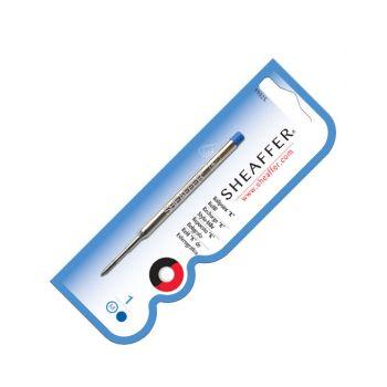 ไส้ปากกาลูกลื่น Sheaffer K Blue MED #99325