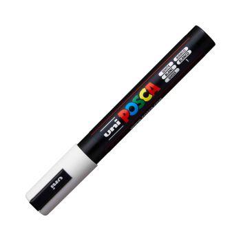 ปากกามาร์คเกอร์ UNI POSCA PC-5M (อินเตอร์)