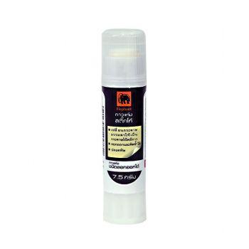 กาวแท่งติดใหม่ได้ ตราช้าง Repositionable Glue Stick ขนาด 7.5 G.