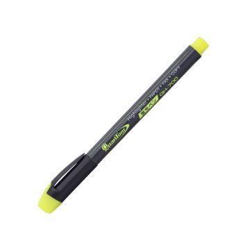 ปากกาเน้นข้อความ Quantum QH700 เหลือง