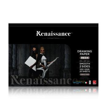 (Clearance) เรนาซองซ์ แพดเรียบ 100G25S A4 RE04 (limited) (SD265984 )