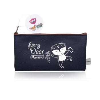 กระเป๋าดินสอ Master Art Funny Deer รุ่น MF-C01 (คละลาย)