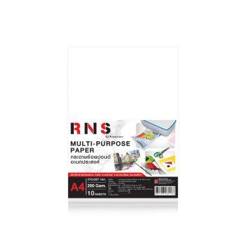 กระดาษอเนกประสงค์ รุ่น Renaissance ขนาด A4 200G