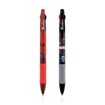 ปากกาหลากระบบทรีโอ 0.5 มาร์เวล Quantum (คละสี)