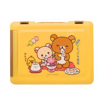 กล่องเก็บของ ลาย rilakkuma - 003 (คละสี)