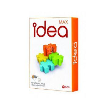 กระดาษถ่ายเอกสาร A4 70 แกรม Idea