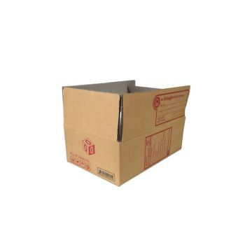 กล่องไปรษณีย์ฝาชนเบอร์ O 11x17x6cm