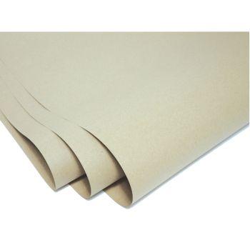 กระดาษสีน้ำตาล 110G 35x47 บ้านโป่ง