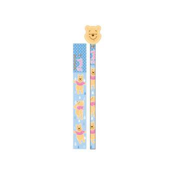 ดินสอไม้หัวยางลบดินสอไดคัท Pooh HB - 429
