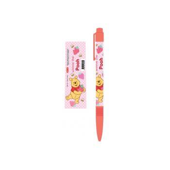 ปากกาลูกลื่น Pooh หมึกแดง - 078I