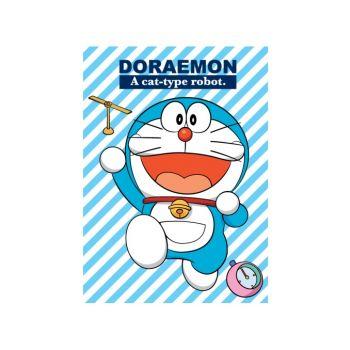 สมุดบันทึกปกอ่อน ลาย Doraemon - 034