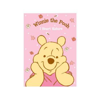 สมุดบันทึกปกอ่อน Pooh - 034