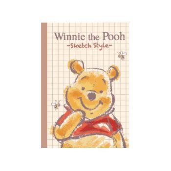 สมุดบันทึกปก PP Pooh - 316