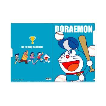แฟ้มเก็บชีทเรียน A4 Doraemon
