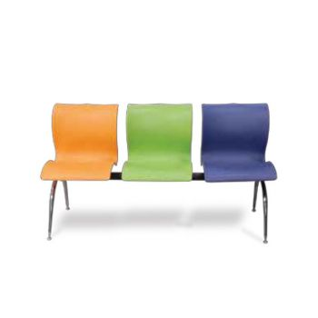 เก้าอี้ 2-4 ที่นั่งเปลือกตัว S โตไก SD-003