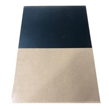 ปกพลาสติกใสเซลลูลอยด์ หนา130ไมครอน (100แผ่น/แพ็ค)