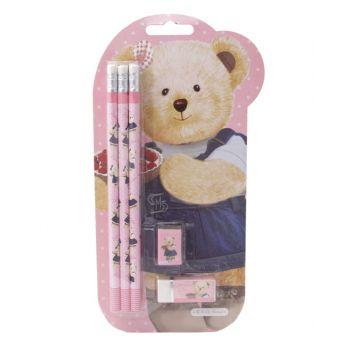 ดินสอดำ Master Art & Teddy (คละสี)