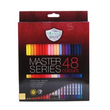(LD228705) Master Art สีไม้ 48 สี รุ่นมาสเตอร์ซีรี่
