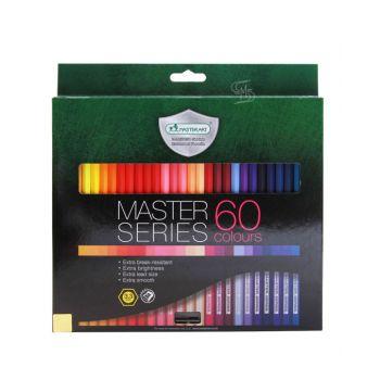 สีไม้ 60 สี Master Art รุ่น Master Series