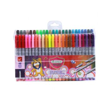 (Clearance) ปากกาสีเมจิก Master Art 48 สี (SD251642)