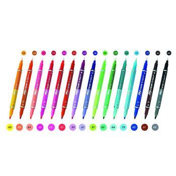 ปากกาสี my color 2 Tone Dong-A