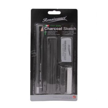 ดินสอ Renaissance ชุดเซ็ทชาร์ลโคว