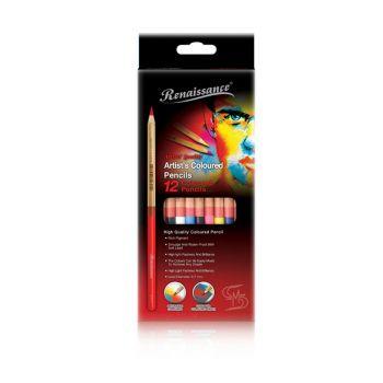 (LD198428) เรนาซองซ์ สีไม้เกรดอาร์สติส 12 สี
