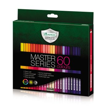 (Clearance) สีไม้ Master Art รุ่น Master Series 60 สี (SD235512)