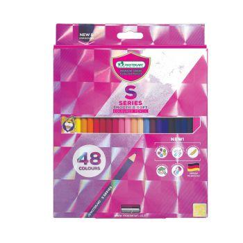 (Clearance) สีไม้ Master Art รุ่น S Series 48สี (SD273187)