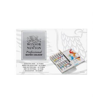 สีน้ำก้อน Winsor & Newton Cotman Field Plus 12 สี รุ่น 0390374