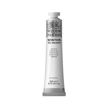 สีน้ำมัน Winsor & Newton Winton 200 มล. เบอร์ 748 Zinc White