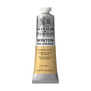 สีน้ำมัน Winsor & Newton Winton 37 มล. เบอร์ 422 Naples Yellow Hue