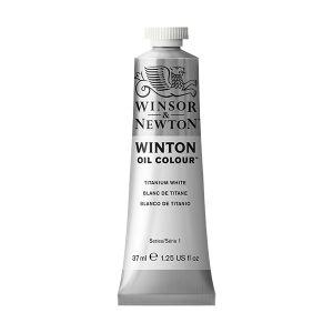 สีน้ำมัน Winsor & Newton Winton 37 มล. เบอร์ 644 Titamium White