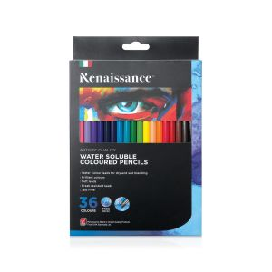สีไม้ระบายน้ำ 36 สี Renaissance