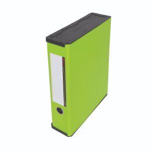 แฟ้มกล่องเก็บเอกสาร ตราช้าง UBOC 01 เขียวมะนาว
