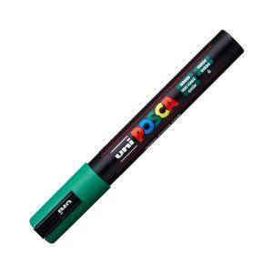 ปากกามาร์คเกอร์ UNI POSCA PC-5M เขียว (อินเตอร์)