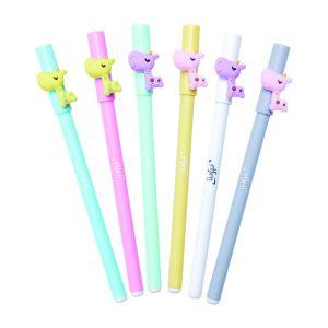 ปากกาเจล Elfen Plus แฟนซี G051 (คละสี)
