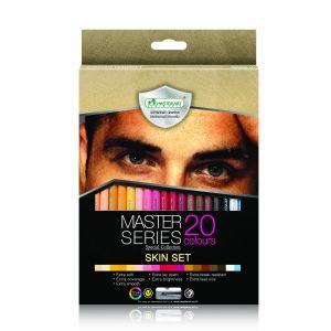 สีไม้ 20 สี Master Art Master Series รุ่น Skin