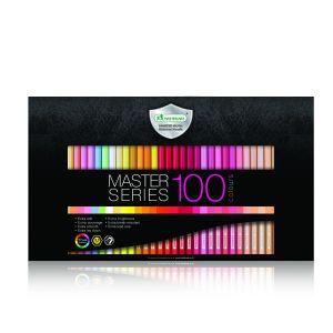 สีไม้ 100 สี Master Art รุ่น Master Series