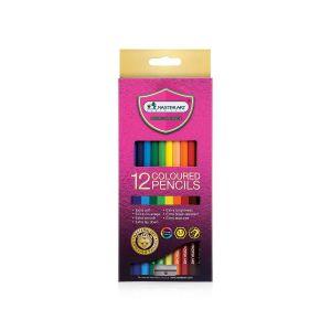 สีไม้ Master Art 12 สี